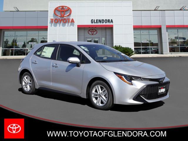 New 2021 Toyota Corolla Hatchback SE in Glendora, CA