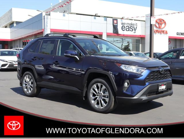 New 2021 Toyota RAV4 XLE Premium in Glendora, CA
