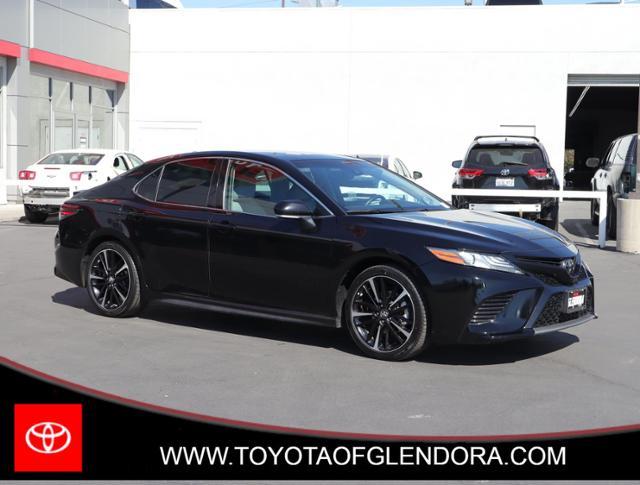 Used 2018 Toyota Camry XSE in Glendora, CA