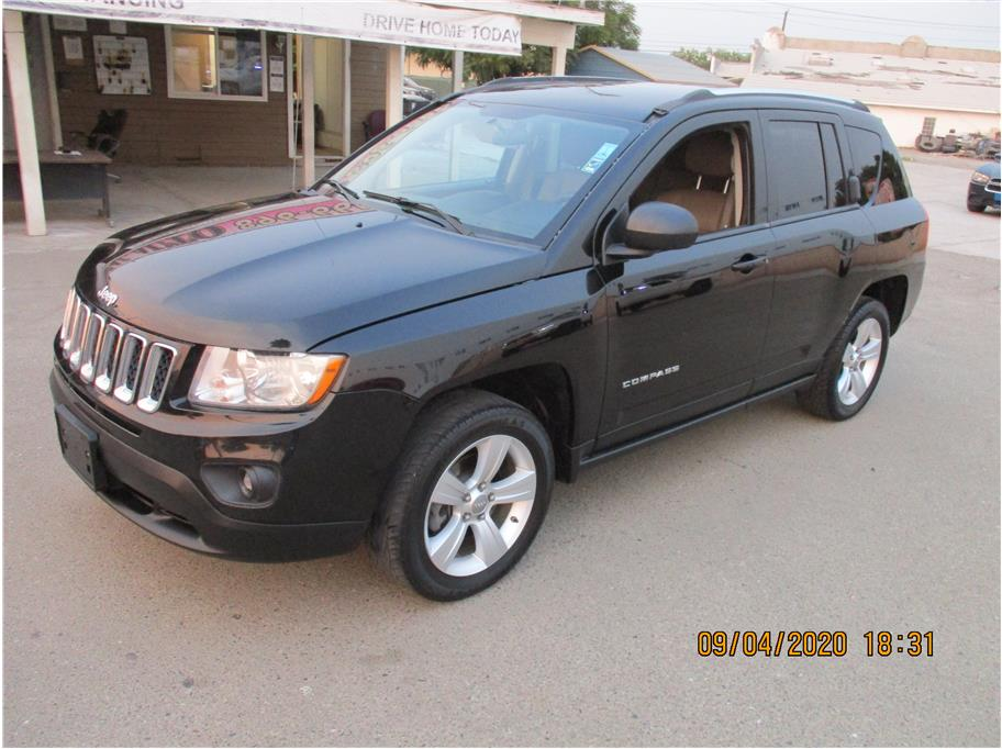 Used 2012 Jeep Compass Sport SUV 4D in Selma, CA
