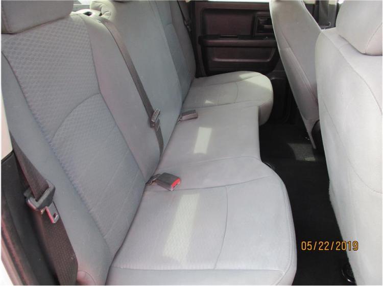 2014 Ram 1500 Quad Cab Tradesman Pickup 4D 6 1/3 ft