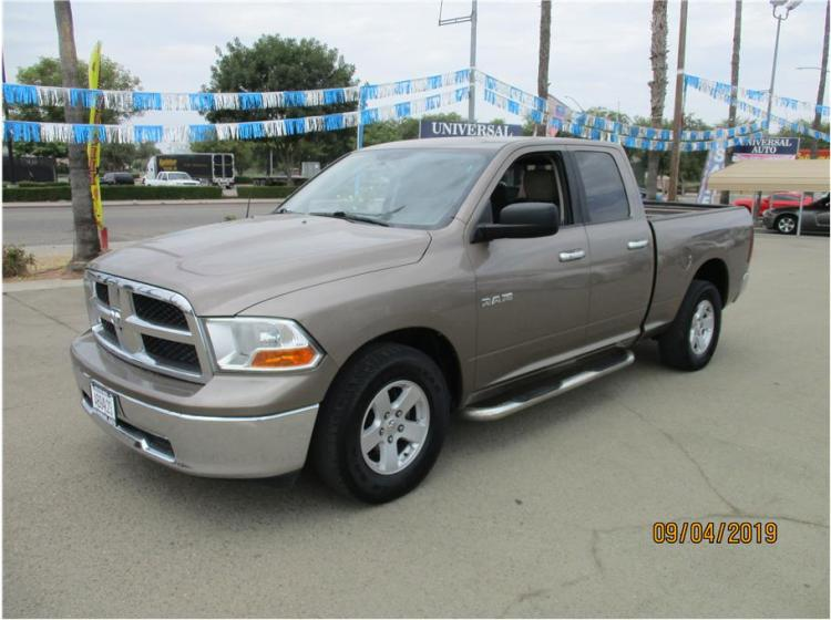 2010 Dodge Ram 1500 Quad Cab SLT Pickup 4D 6 1/3 ft