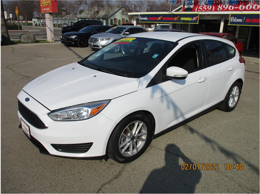 Used 2017 Ford Focus SE Hatchback 4D in Selma, CA