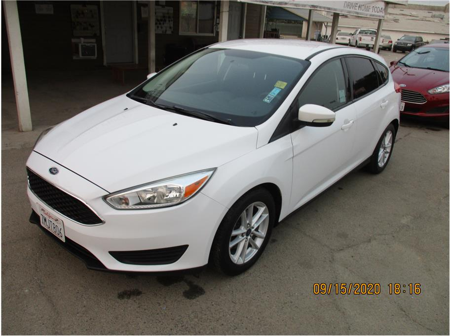 Used 2015 Ford Focus SE Hatchback 4D in Selma, CA