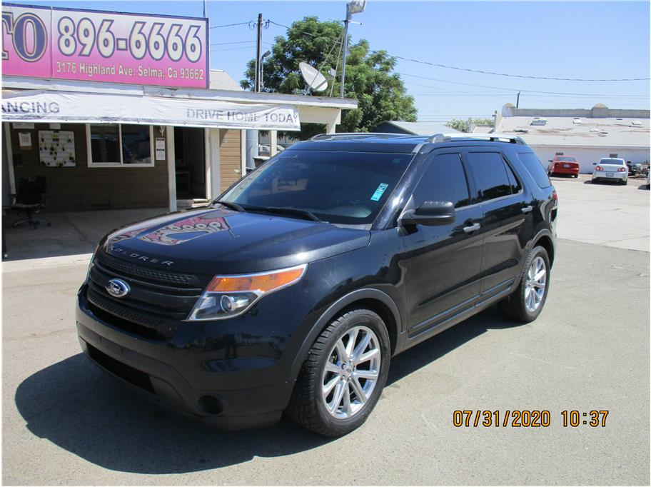 Used 2013 Ford Explorer Sport Utility 4D in Selma, CA