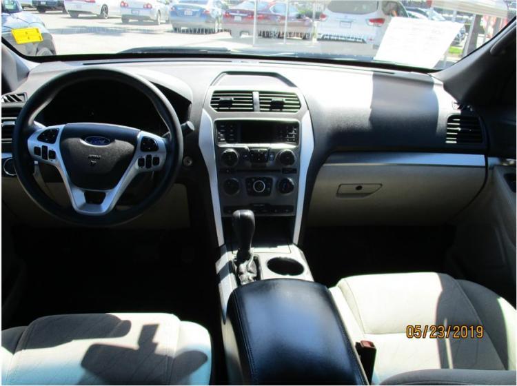 2013 Ford Explorer Sport Utility 4D
