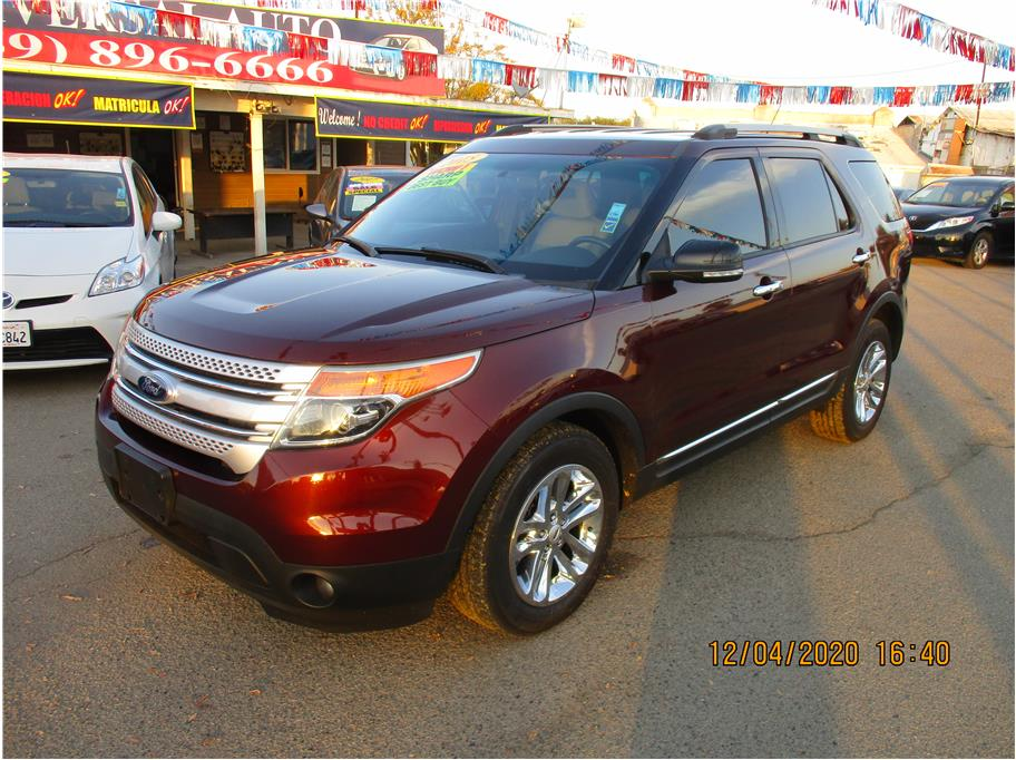 Used 2015 Ford Explorer XLT Sport Utility 4D in Selma, CA