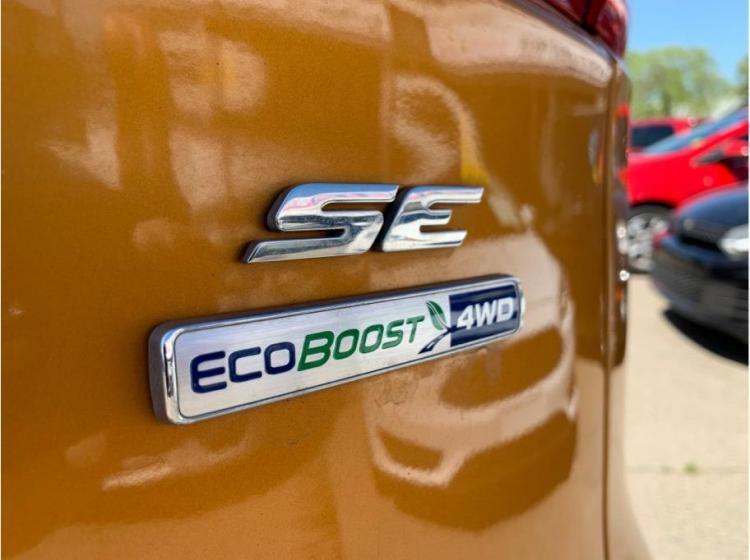 2016 Ford Escape SE Sport Utility 4D