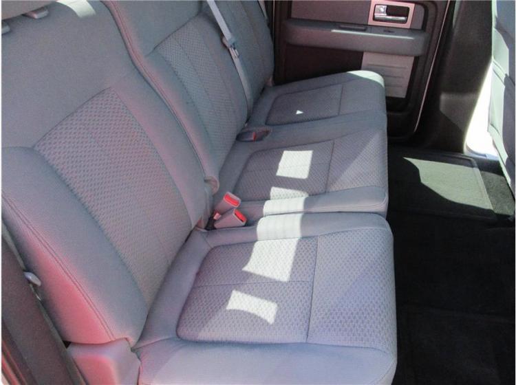 2011 Ford F150 SuperCrew Cab XLT Pickup 4D 5 1/2 ft