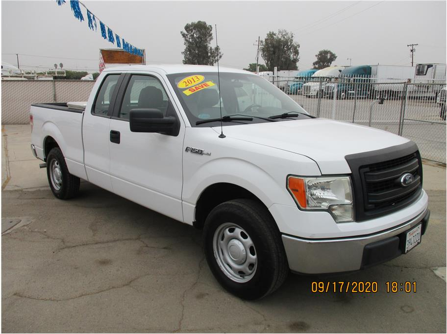 Used 2013 Ford F150 Super Cab XL Pickup 4D 6 1/2 ft in Selma, CA