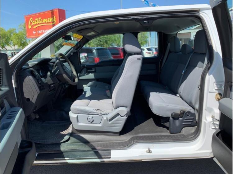 2013 Ford F150 Super Cab XL Pickup 4D 6 1/2 ft