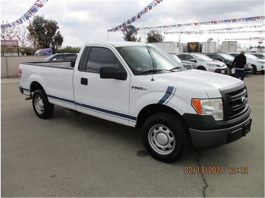 Used 2013 Ford F150 Regular Cab XL Pickup 2D 8 ft in Selma, CA