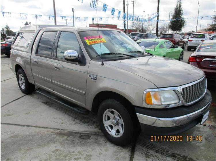 2001 Ford F150 SuperCrew Cab Short Bed 4D in Selma, CA