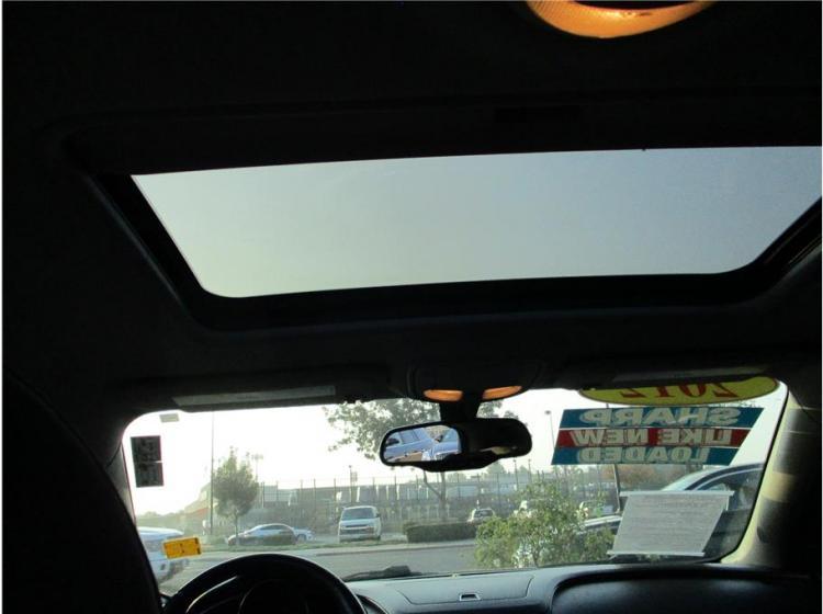 2012 Chevrolet Malibu LTZ Sedan 4D