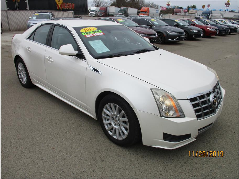 Used 2013 Cadillac CTS 3.0 Luxury Collection Sedan 4D in Selma, CA