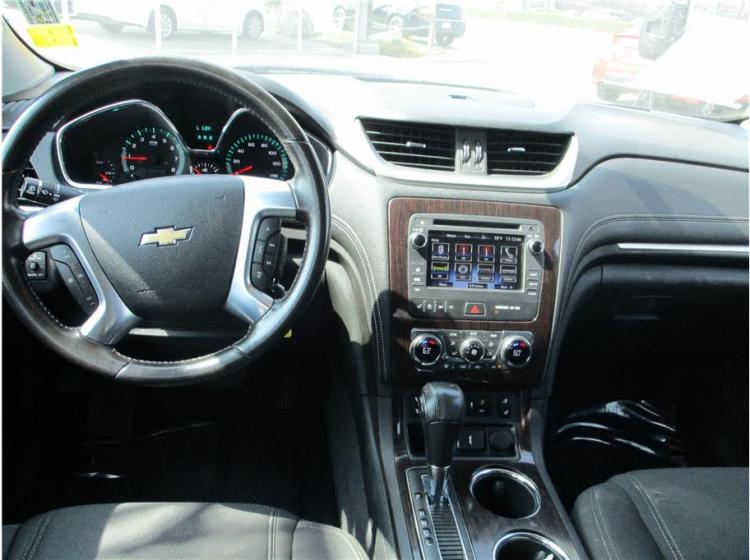 2015 Chevrolet Traverse LT Sport Utility 4D