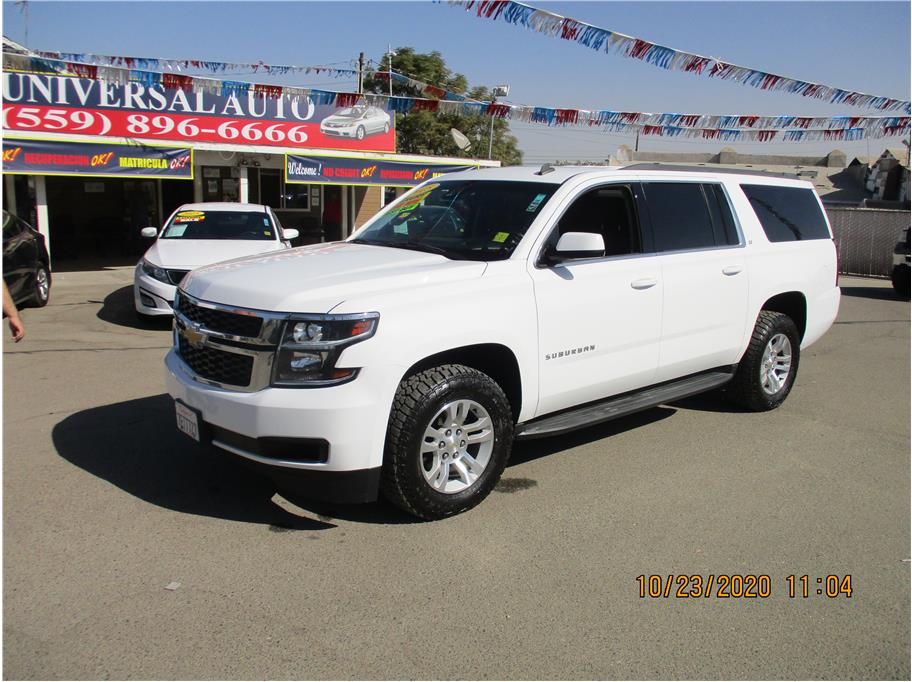 Used 2015 Chevrolet Suburban LT Sport Utility 4D in Selma, CA