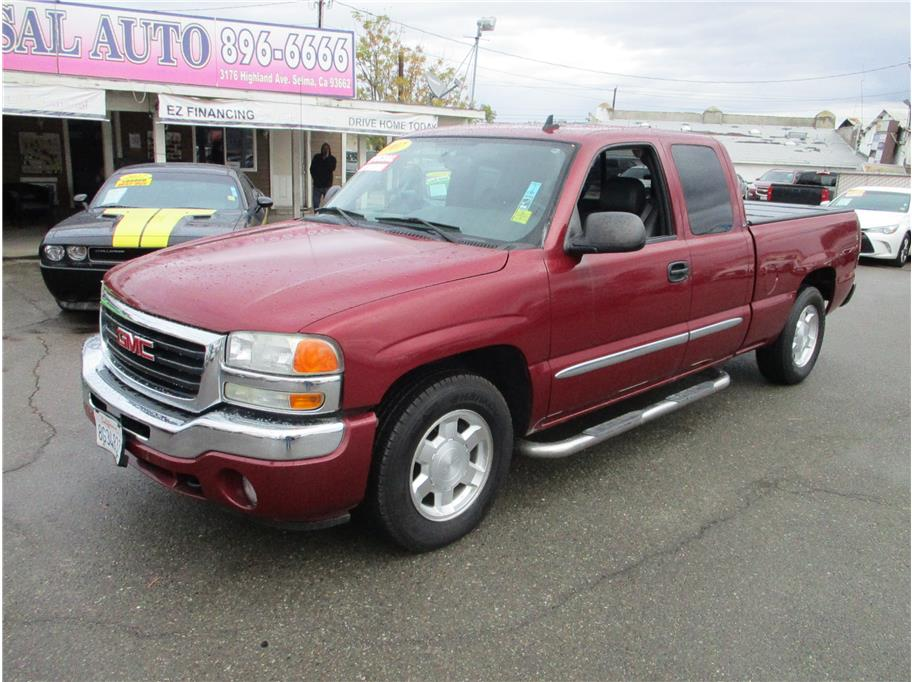 2007 GMC Sierra (Classic) 1500 Extended Cab SLT Pickup 4D 6 1/2 ft in Selma, CA