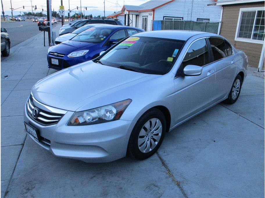 2012 Honda Accord LX Sedan 4D in Selma, CA