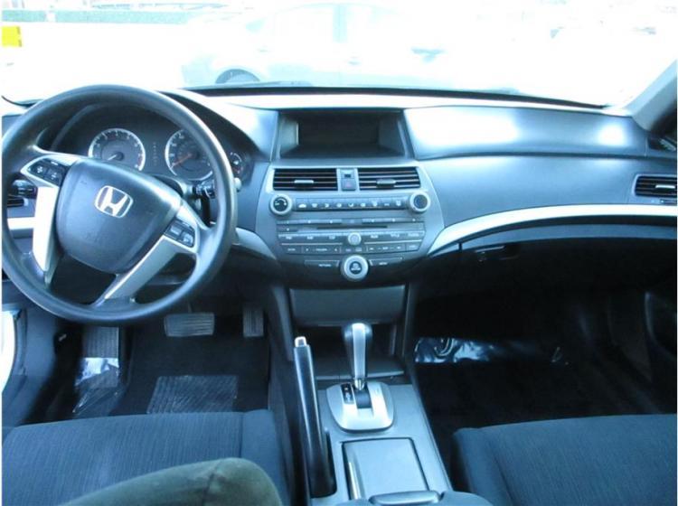 2012 Honda Accord LX Sedan 4D