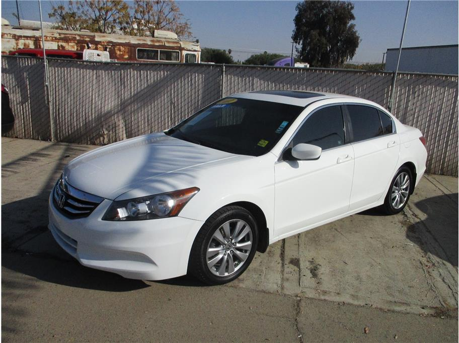 Used 2012 Honda Accord EX Sedan 4D in Selma, CA