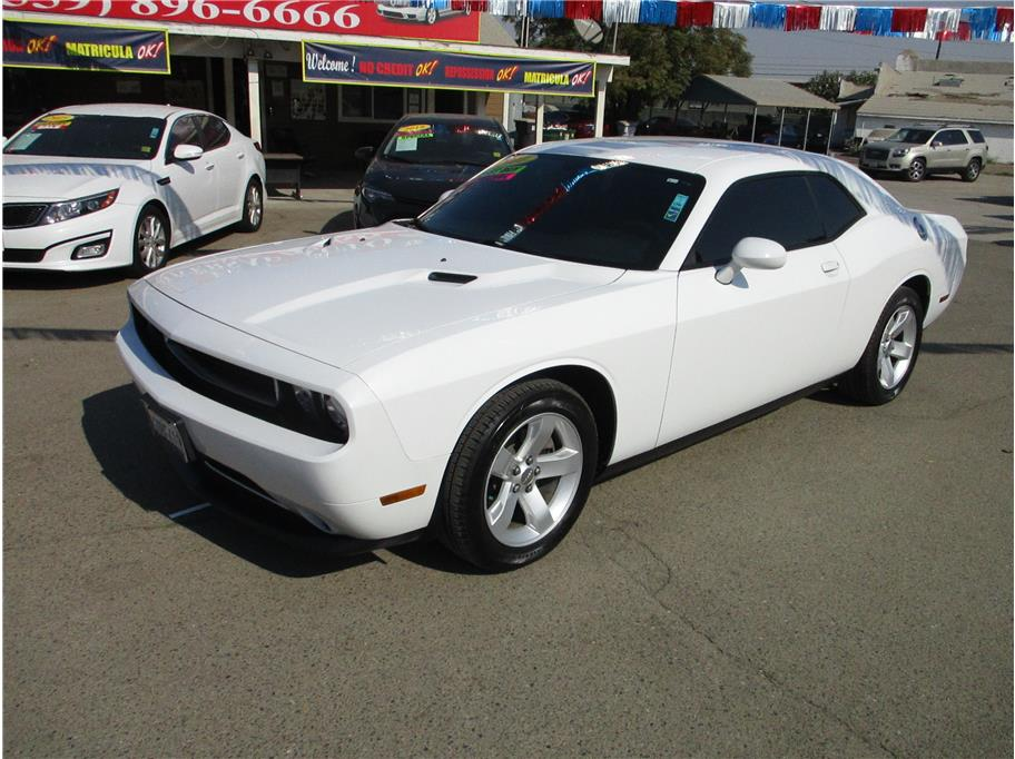 Used 2011 Dodge Challenger Coupe 2D in Selma, CA