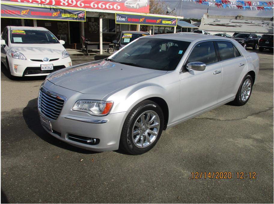 Used 2012 Chrysler 300 Limited Sedan 4D in Selma, CA