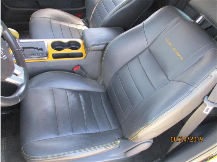 2012 Dodge Challenger SXT Coupe 2D