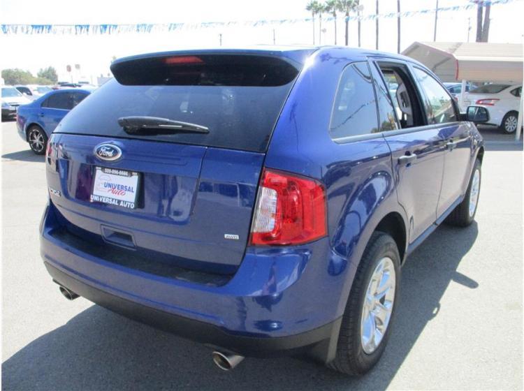 2014 Ford Edge SE Sport Utility 4D