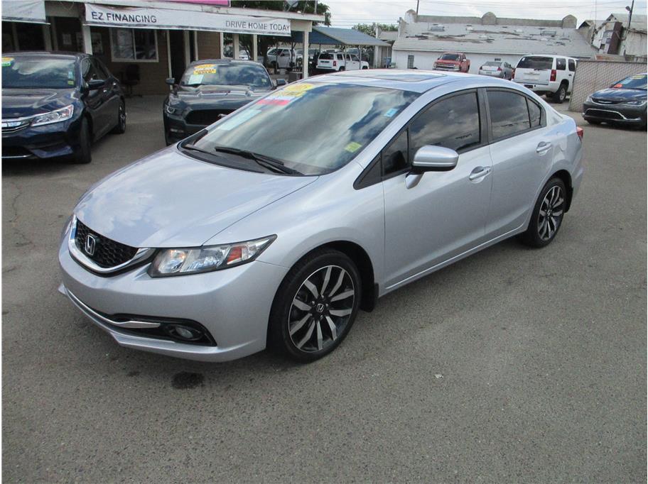 2015 Honda Civic EX-L Sedan 4D in Selma, CA