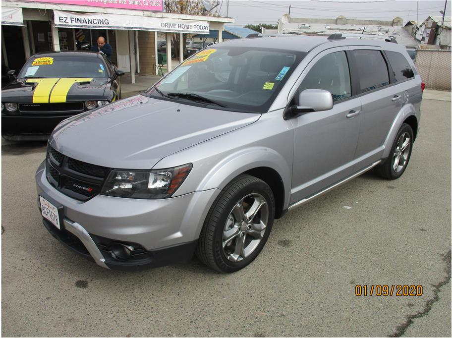 Used 2016 Dodge Journey Crossroad Plus Sport Utility 4D in Selma, CA