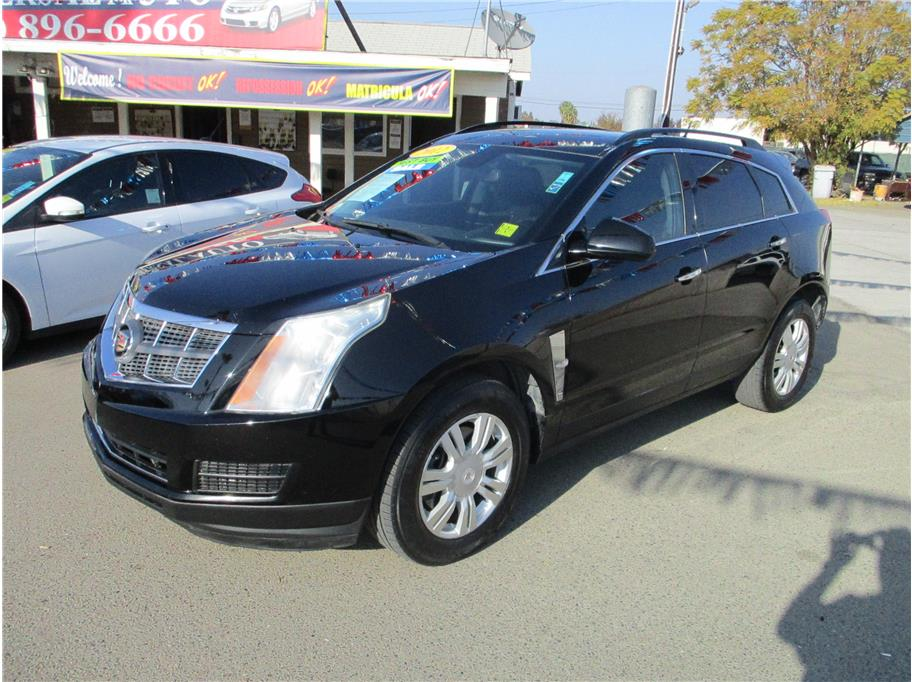 Used 2012 Cadillac SRX Sport Utility 4D in Selma, CA