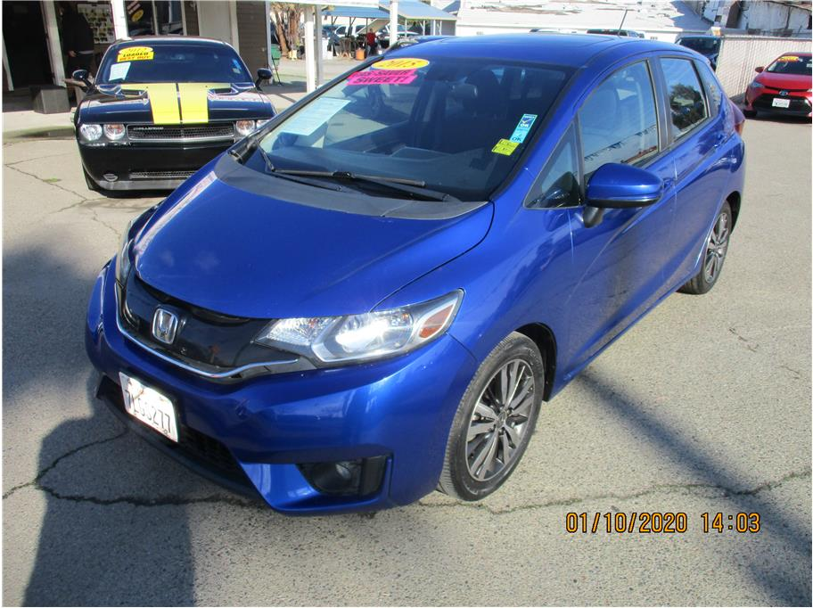 2015 Honda Fit EX Hatchback 4D in Selma, CA
