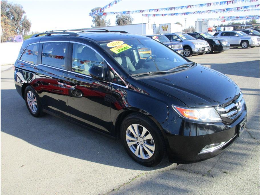 Used 2016 Honda Odyssey EX-L Minivan 4D in Selma, CA