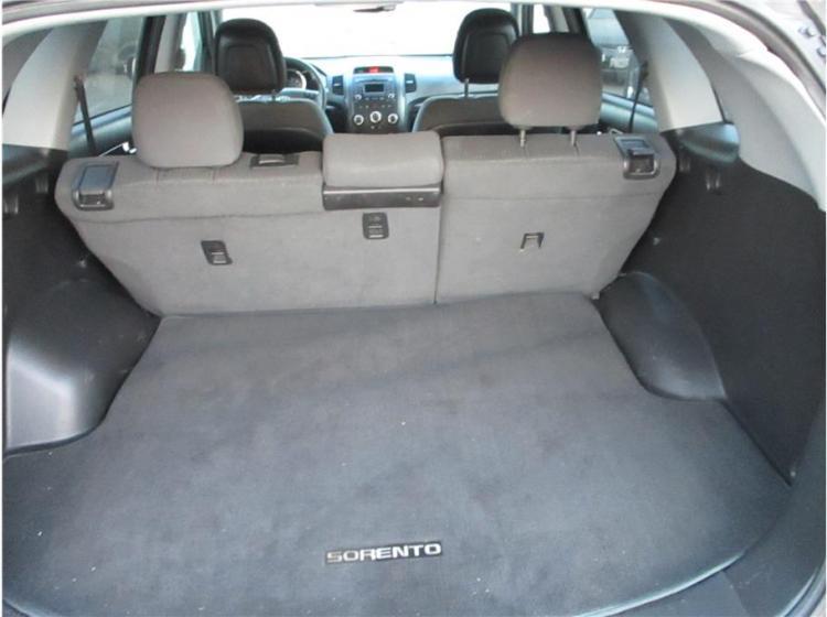 2012 Kia Sorento LX Sport Utility 4D