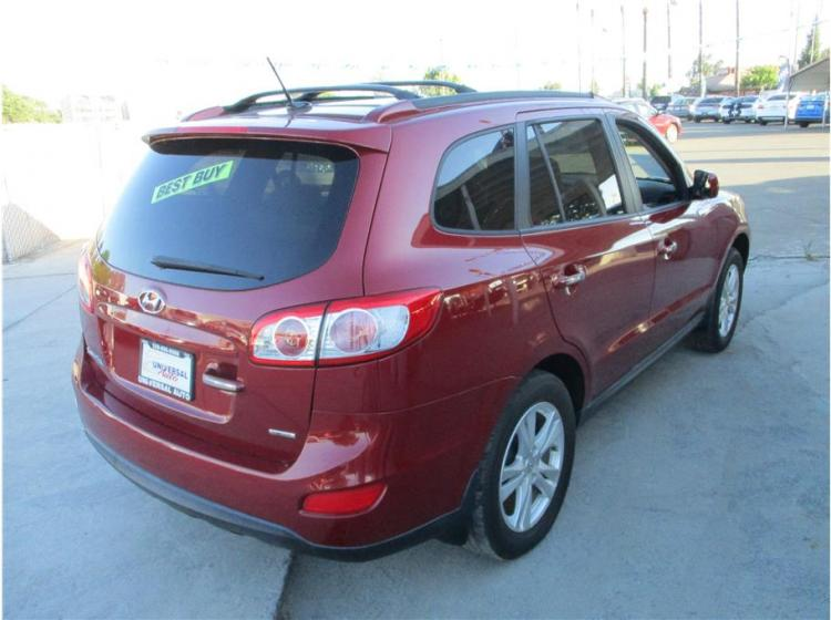 2012 Hyundai Santa Fe Limited Sport Utility 4D