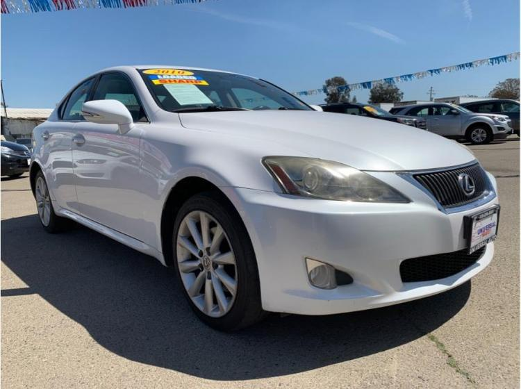 2010 Lexus IS IS 250 Sport Sedan 4D