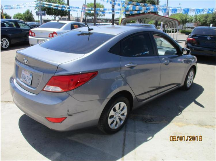 2017 Hyundai Accent SE Sedan 4D