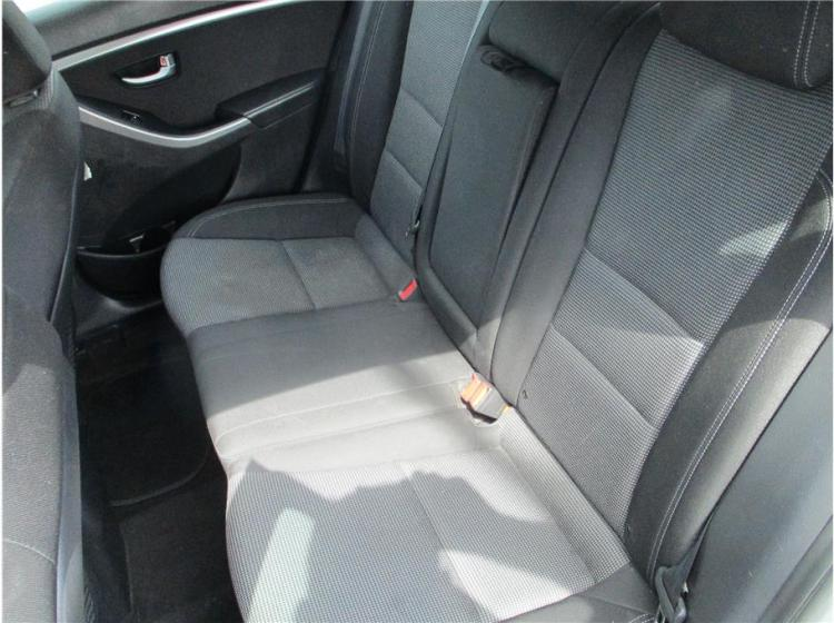 2017 Hyundai Elantra GT Hatchback 4D