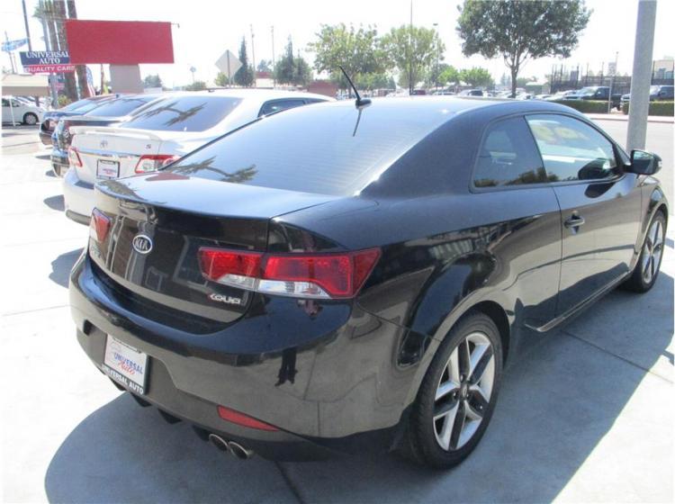 2010 Kia Forte Koup SX Coupe 2D