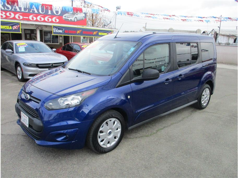 Used 2015 Ford Transit Connect Passenger XLT Van 4D in Selma, CA