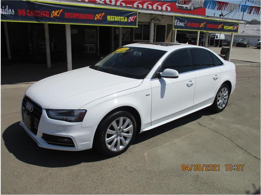 Used 2015 Audi A4 Premium Sedan 4D in Selma, CA