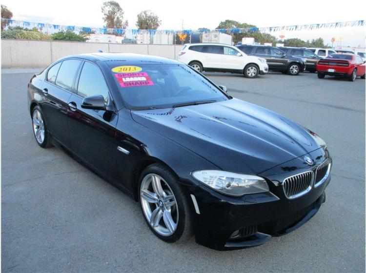 2013 BMW 5 Series 535i Sedan 4D