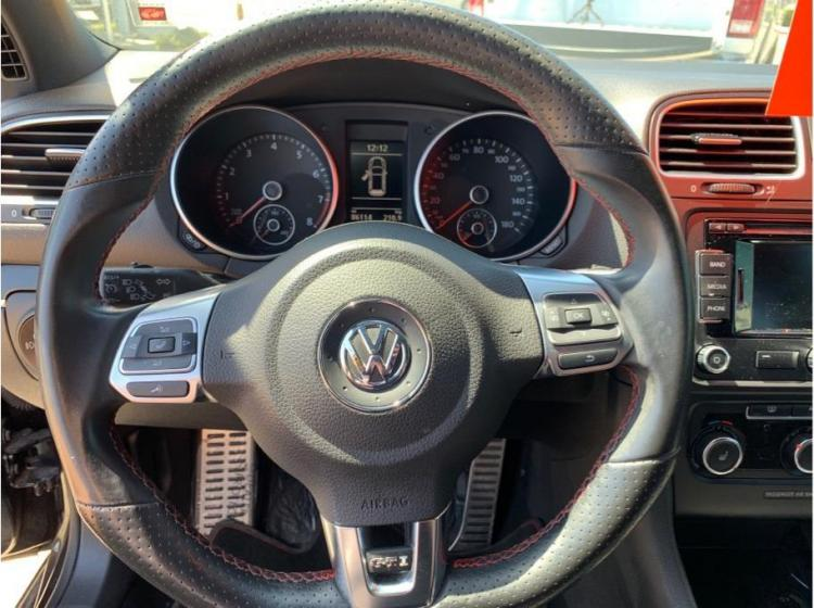 2013 Volkswagen GTI Hatchback Sedan 4D