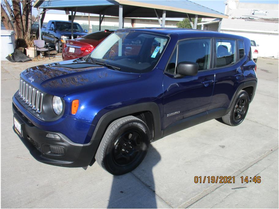Used 2016 Jeep Renegade Sport SUV 4D in Selma, CA
