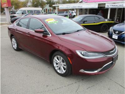 2016 Chrysler 200 Limited Sedan 4D in Selma, CA