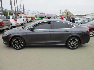 2015 Chrysler 200 Limited Sedan 4D in Selma, CA