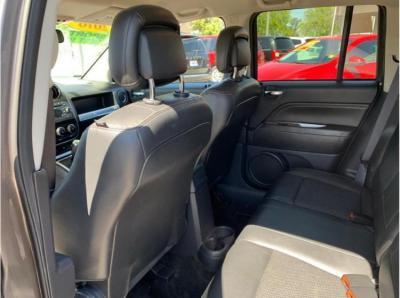 2016 Jeep Compass Latitude Sport Utility 4D