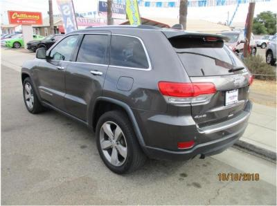 2014 Jeep Grand Cherokee Limited Sport Utility 4D in Selma, CA