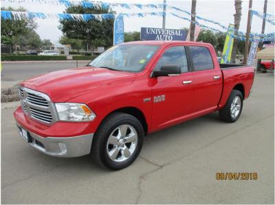 2013 Ram 1500 Crew Cab Lone Star Pickup 4D 5 1/2 ft